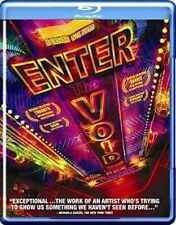 Enter The Void With Nathaniel Brown Blu-ray Region 1 030306187099