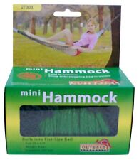 Mini Hammock Nylon Compact Portable Strong Survival Backpacker Hiking Camping