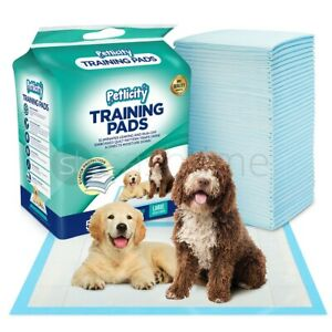 Dog Puppy Extra Large Training Pads Pad Wee Wee Floor Toilet Mats 60 x 90cm 100