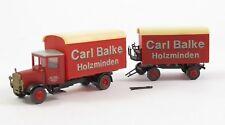 Roskopf Mercedes Möbeltransporter Carl Balke Holzminden 1:87 H0