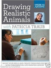 Drawing Realistic Animals With Patrica Traub [DVD]