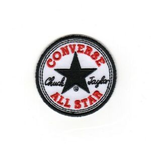 Converse All Star Patch Sports Brand Shoes Logo