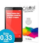 Sentete® Xiaomi Redmi Note Protector de Pantalla de Cristal Templado PREMIUM
