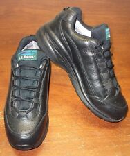 L.L.BEAN S0FT LEATHER WALKING/COMFORT.......SIZE: 6 M.......EXCELLENT CONDITION
