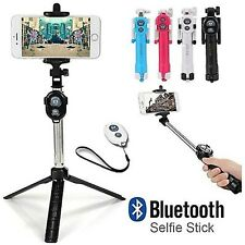 Selfie Stick Tripod With Bluetooth Remote Control for iPhone 11 Pro 11 XR XS X 8