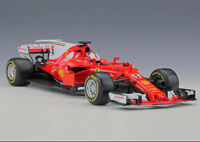 New 1/18 Bburago Ferrari SF70H 2017 F1 Formula One Car Model #5 Sebastian Vettel