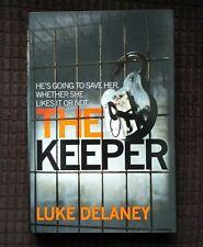 The Keeper (D.I.Sean Corrigan 2), Luke Delaney, 1st ed hb, near fine