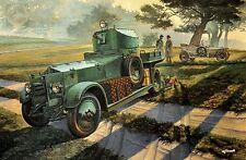 Rolls Royce Armoured Car Pattern 1920 Mk.I Roden 801 1/35