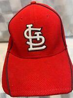 St Louis CARDINALS MLB New Era Fitted S/M Adult Baseball Ball Cap Hat