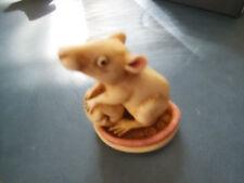 Harmony Kingdom FINKY Mouse NetsUKe Treasure Jest  New Old Stock NIB Ltd