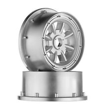 HPI Racing 115765 ML-8 Wheel Silver (120X60MM/2Pieces) Baja 5R