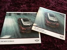 Mini 2017 Car Sales Brochures For Sale Ebay