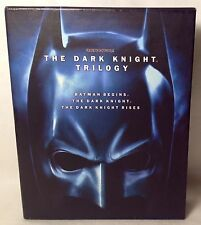 The Dark Knight Trilogy Special Blu-Ray DVD Edition with Art and Making of Book