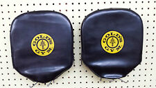 Gold's Gym Exercise Training Hand Targets Ght02 Rpm-607