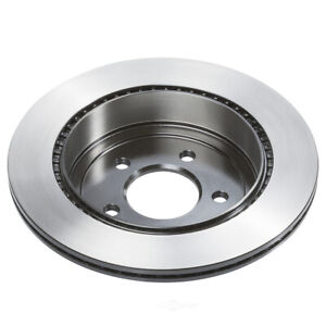 Disc Brake Rotor Rear Wagner BD126484E