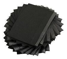 Adenna Dental Bibs/Lap Cloths, Black Box of 500