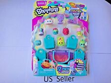 Shopkins SEASON 3 12 Pack Special Edition POLISHED PEARL US Seller