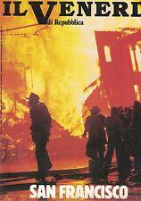 1989 11 03 - IL VENERDI DI REPUBBLICA - 03-11-1989 - N.91 - SAN FRANCISCO