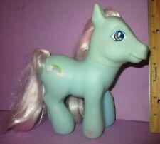 My Little Pony G3 Brushable Rainbow Dash Larger Size Shampoo Bottle Rare HTF