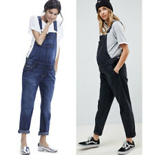 NWT CURRENT/ELLIOTT x Hatch maternity denim overalls jumpsuit 1- Small- Sold Out