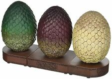 Game of Thrones Dragon Eggs Bookends Statue Replicas Fan Gift Collectible New