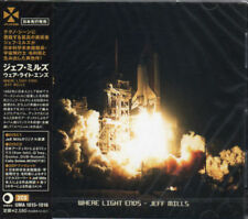 JEFF MILLS-WHERE LIGHT ENDS-JAPAN 2 CD+BOOK F45