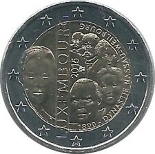 Luxembourg - 2 Euro 2015 - Dynastie