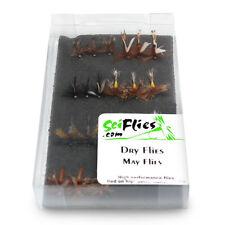 SciFlies Dry Flies May Flies 21-Pack Xplorer Fly fishing