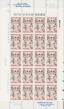 Südkorea 1766/72  Bogensatz postfrisch / UPU ...................................