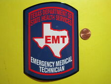 TEXAS EMT-B DECAL FULL COLOR FULL SIZE NEW LOOK AND BUY NOW! TEXAS BASIC EMT