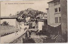 CPA -69- CONDRIEU - Quartier de la Garenne.