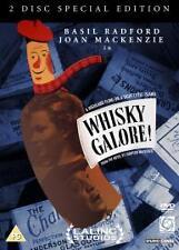 Whisky Galore! DVD 2 Disc Set Joan Greenwood Basil Radford. BRAND NEW EALING