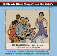 Tefteller's Blues Images Classic Paramount Blues Songs From the 1920's CD Vol. 2