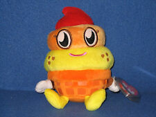 TY BEANIE BABIES -  COOLIO MOSHI MONSTERS  - UK EXCLUSIVE - MINT with MINT TAGS