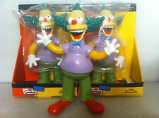 BOBBLE HEAD THE SIMPSONS SUPER FREAK KRUSTY SINGING WOBBLER BRAND NEW RARE