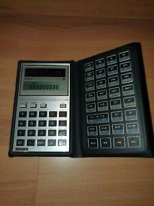 RAR & SELTEN ! Solar - Taschenrechner CASIO FX-451, gebraucht aber TOP