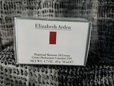 Elizabeth arden perpetual moisture 24 cream, new in box