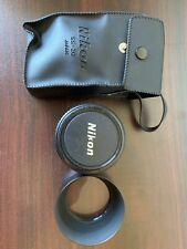 Nikon AF Nikkor 85mm 1:1.8 AF-S Lens (Japan)