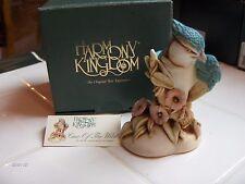 Harmony Kingdom CAW OF THE WILD Treasure Jest BIRD BLUE JAY RETIRED
