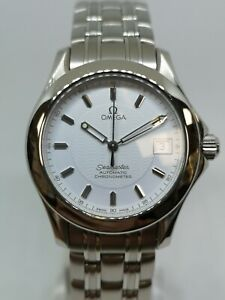 Omega Seamaster Steel Chronometer 120M 2501.21.00