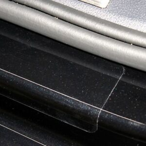 For Mazda CX-3 Door Sill Protective Film Paint Protection Film Transparent 2213