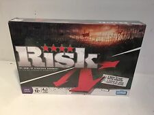 Parker Brothers RISK Boardgame Factory Sealed