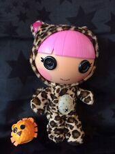 Lalaloopsy Doll Little Sister Whiskers Lion's Roar