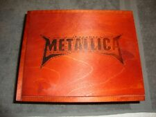 Metallica Fixxxer Pushead Drink Glass set Signed