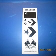 Converse Skateboarding Sticker Page