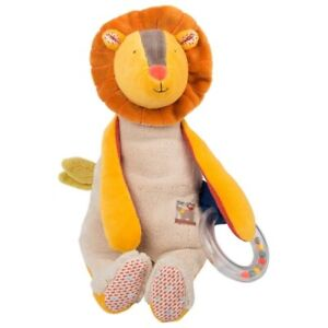 NEW Moulin Roty Activity Lion