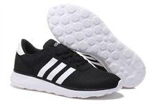 Adidas NEO LITE RACER Negra para Hombre Zapatos Zapatillas Sneakers Size UK 11 Nuevo En Caja