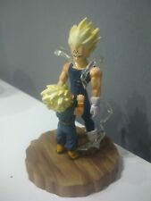 banpresto capsule megahouse dragonball vegeta super Saiyan trunks figure