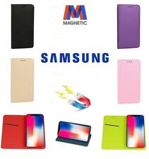 Custodia Flip Cover a Libro Per Samsung Galaxy A10 A20 A30 A40 A50 A60 A70 A80