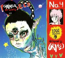GRIMES ART ANGELS CD NUOVO SIGILLATO !!